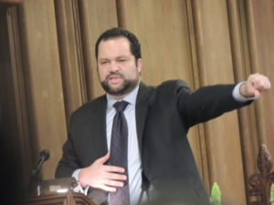 Ben Jealous was elected President of the NAACP at 35, the youngest person to hold the office.