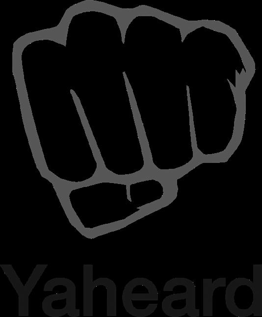 Yaheard logo