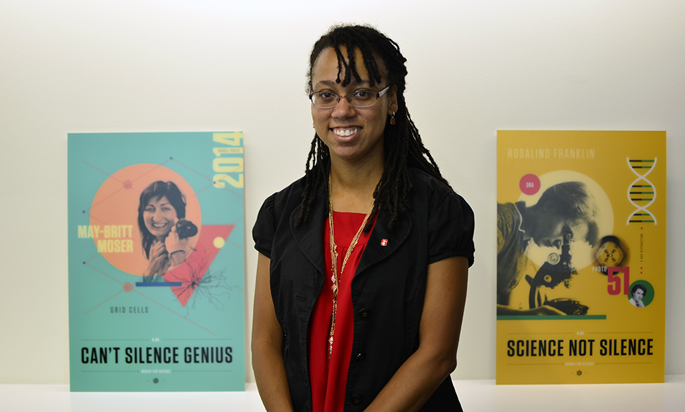Portrait of Dr. Jamila Simpson