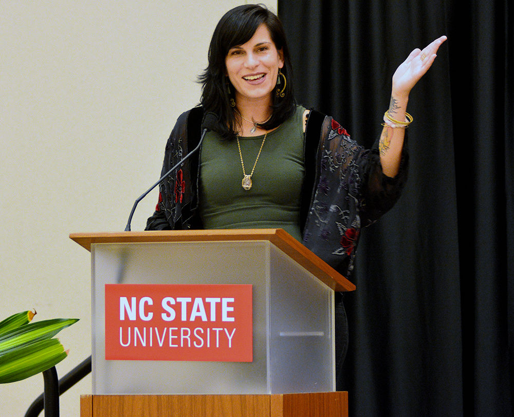 Latinx Heritage Month at NC State Keynote: Marisol Jimenez