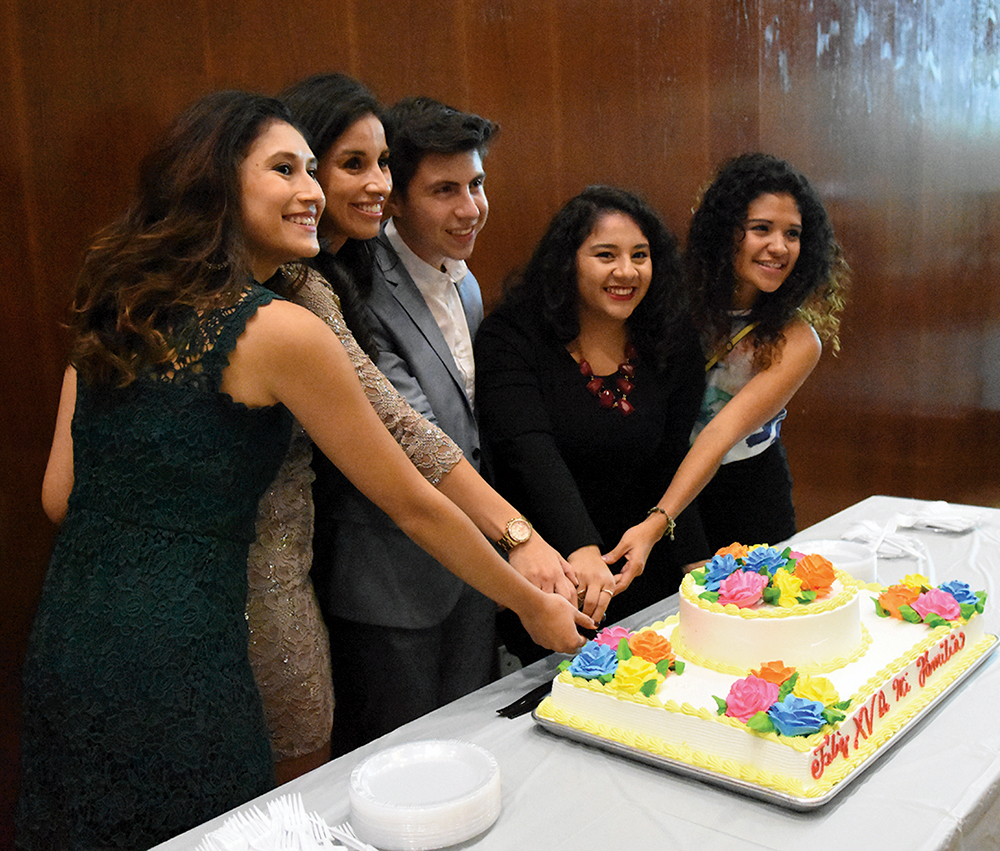 ¡Mi Quince! Mi Familia Celebrates 15 Years at NC State