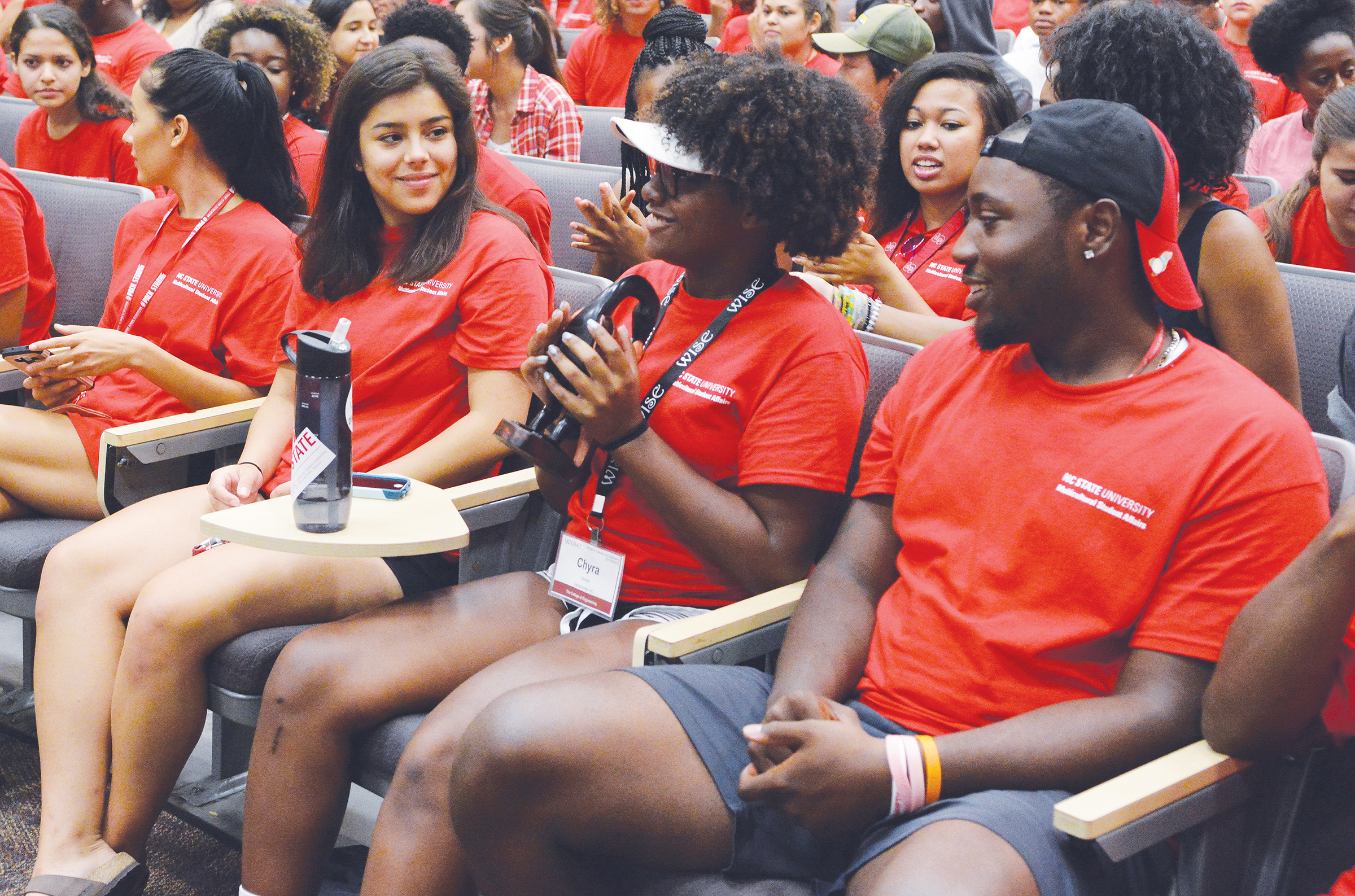 The Evolution of Multicultural Student Affairs at NC State