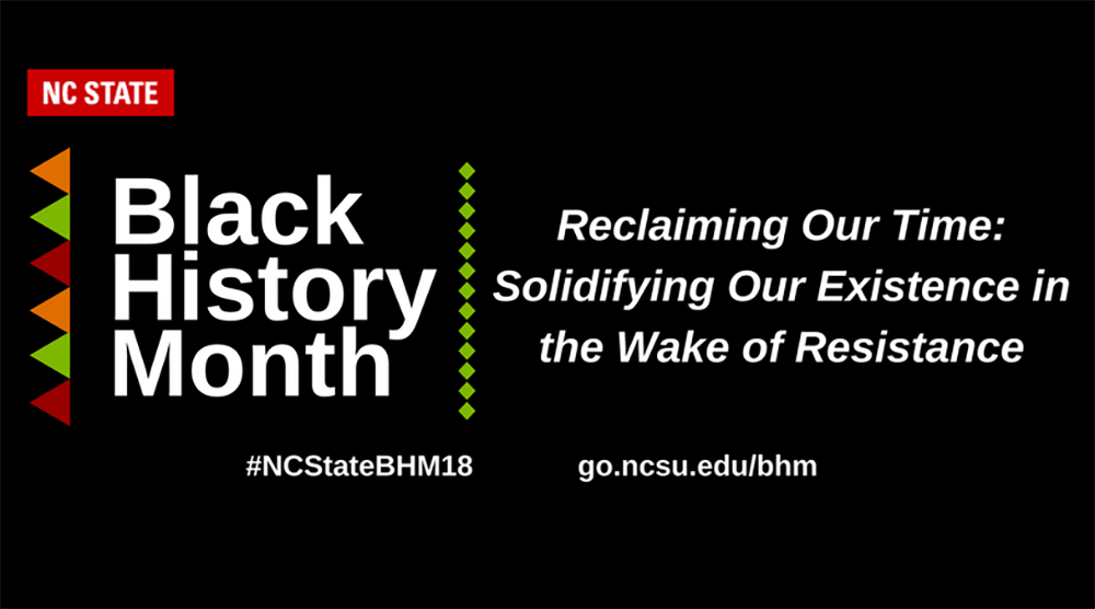A Preview of Black History Events at NC State