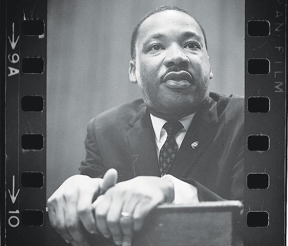 Flashback: 1966, Dr. King Visits NC State