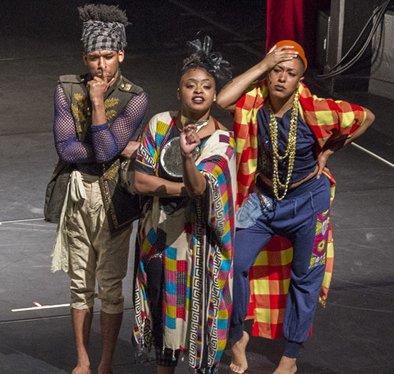 Urban Bush Women Perform 'Hair and Other Stories' at NC State
