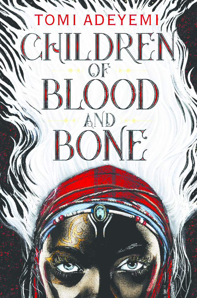 "Book Review: ""Children of Blood and Bone"""