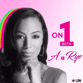 Cover art for the podcast On One with Angela Rye