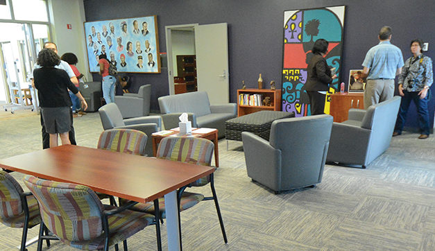 African American Cultural Center Reveals a New Look