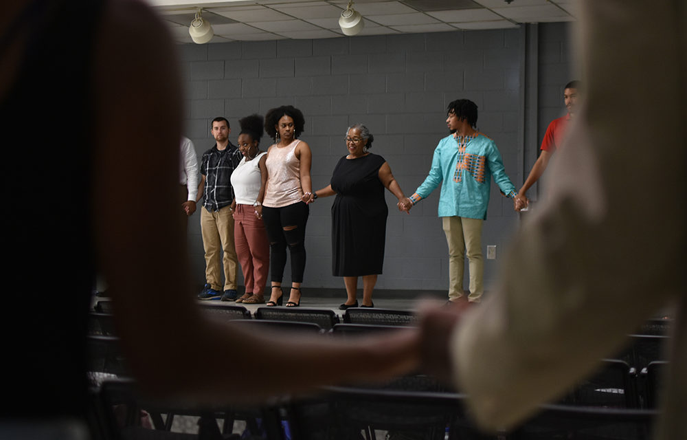 Harambee! Honors AACC, African-American Community