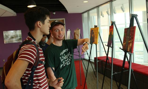 """My Art is Resistance"" Celebrates Student's Activist Art"