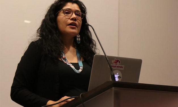 Tanaya Winder Delivers NAHM Keynote