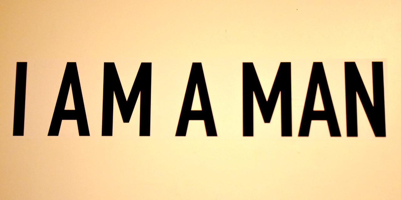 I Am A Man: AACC Gallery Honors MLK