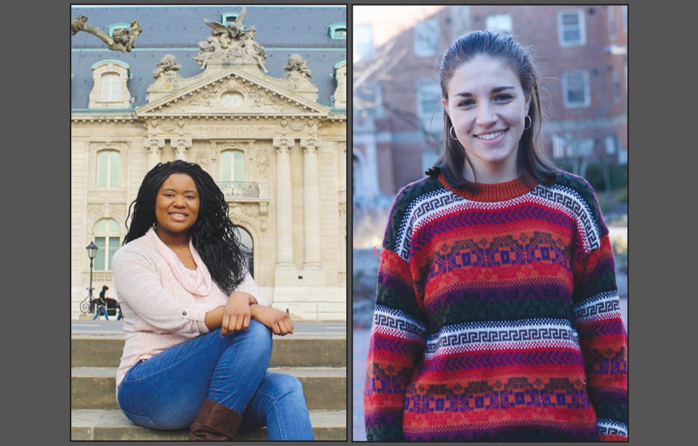 NC State Students Named WomenNC Scholars
