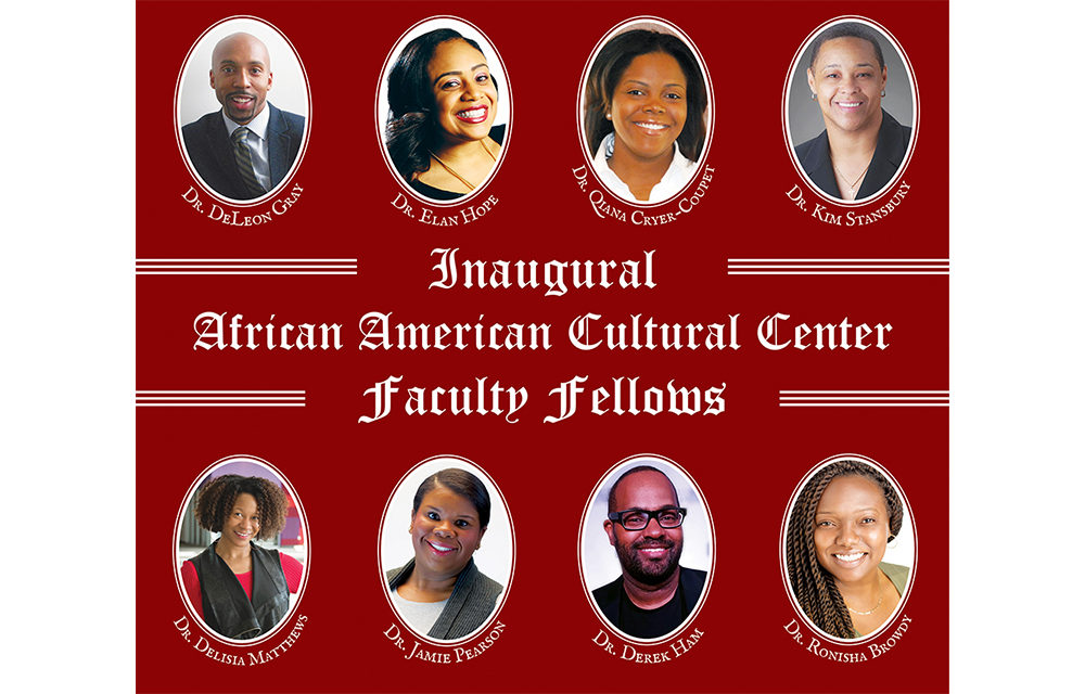 AACC Introduces New Fellowship Opportunity, Announces Faculty Fellows