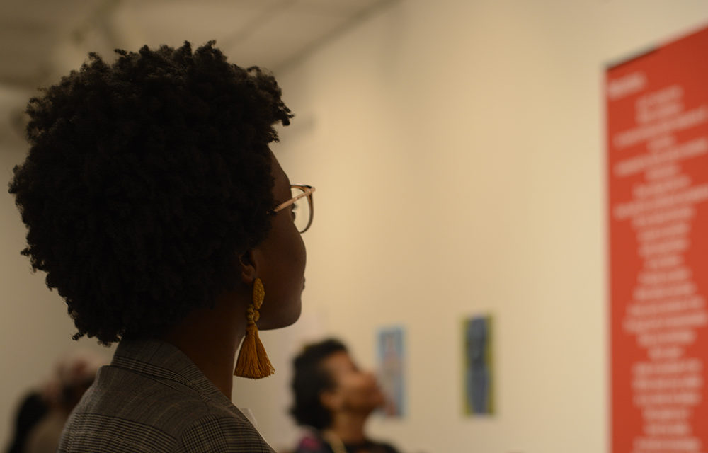 New Exhibit Features Art from Wolfpack, Counternarratives About the Black Body