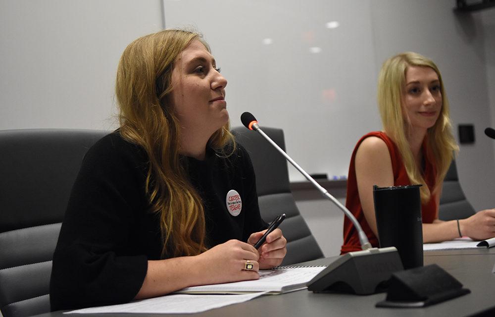 Student Media Hosts SBP/VP Debate