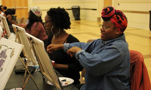 Trap N Paint Unites Community, Celebrates The Culture