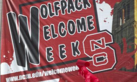 Wolfpack Welcome Week