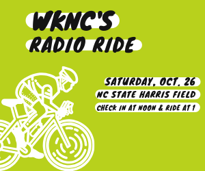WKNC Radio Ride Ad