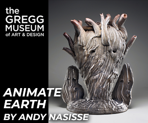 The Gregg Museum Andy Nasisse Exhibit