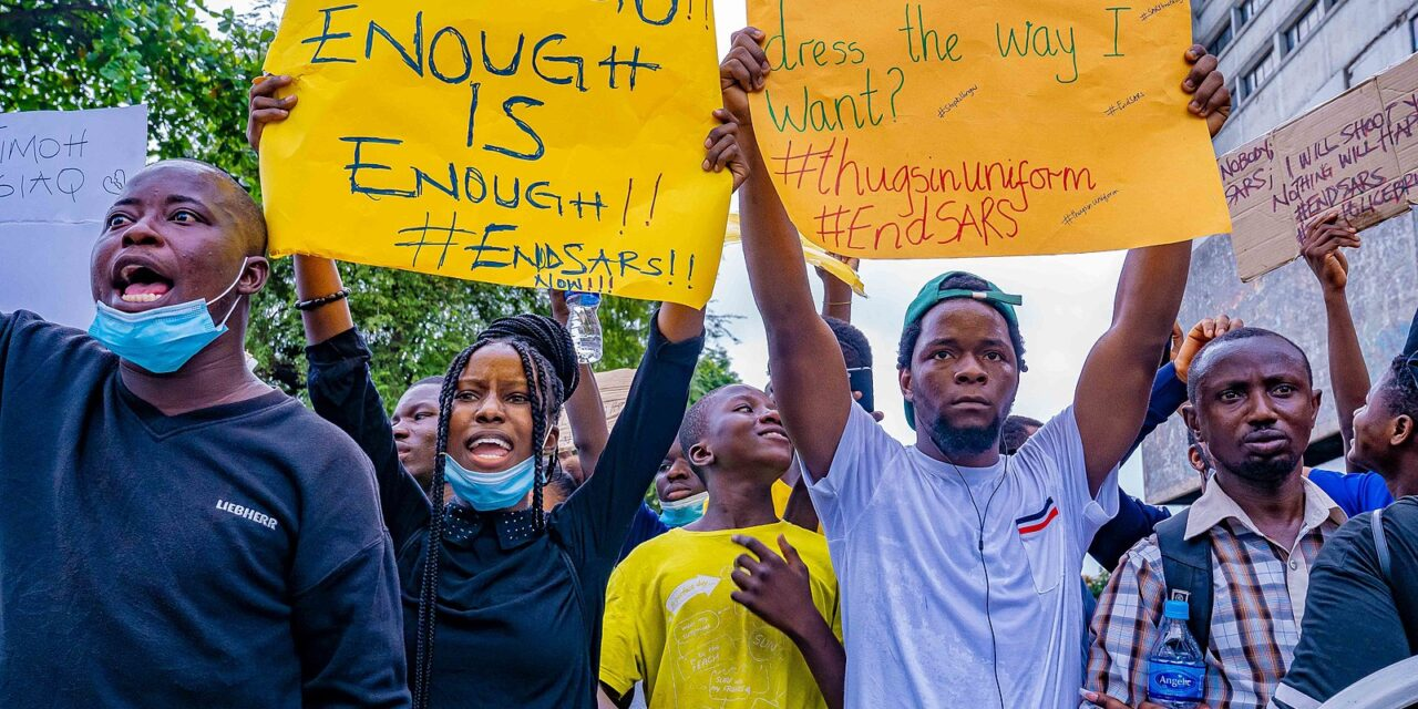 Everything you need to know about #ENDSARS