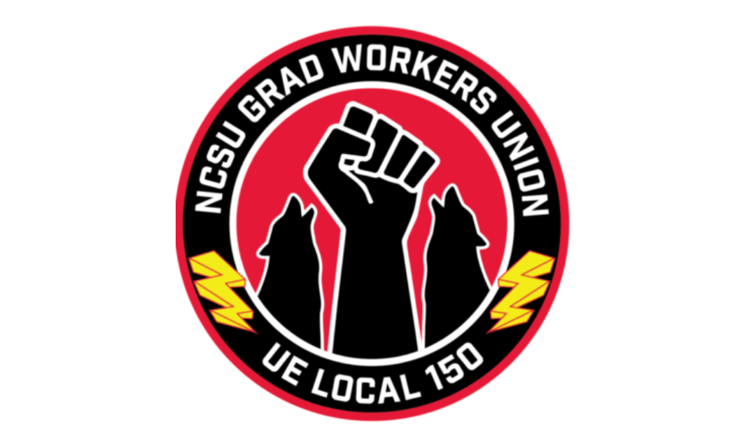 NC State Graduate Workers Union's Letter To Administration