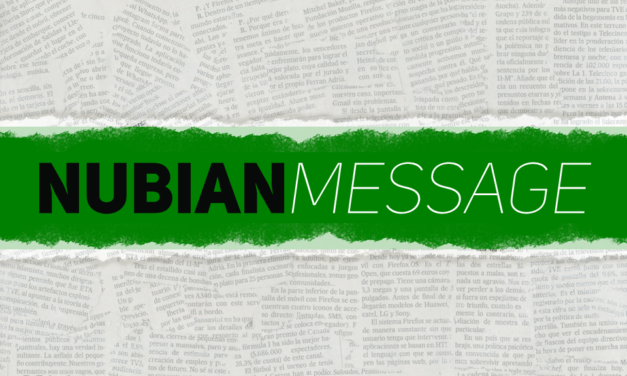 Staff Editorial: It's Not Really Giving. Nubian Message Will Not Be Endorsing Either Ticket For SBP/SBVP